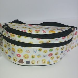Handbags - Final Price ❤ Emoji Fanny Pack